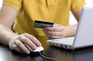 cyber credit card payment